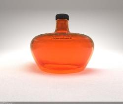 rendu bouteille