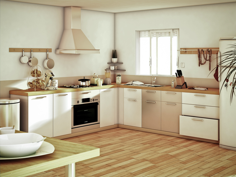 Cuisine vray deuxi me version laurent clave for Cuisine 3d max
